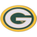 NFL チームロゴ ピンバッジ パッカーズ Green Bay Packers Team Logo Pin