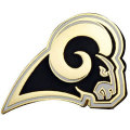 NFL チームロゴ ピンバッジ ラムズ St. Louis Rams Logo Pin