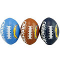 NFL ソフティボール3個セット チャージャース San Diego Chargers Softee 3-Ball Set
