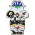NFL第43回スーパーボウル記念ピン(2009) Super Bowl XLIII Commemorative Pin