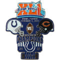 NFL第41回スーパーボウル記念ピン(2007) Super Bowl XLI Commemorative Pin - Colts Champs