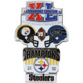 NFL第40回スーパーボウル記念ピン(2006) Super Bowl XL Commemorative Pin