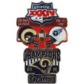 NFL第34回スーパーボウル記念ピン(2000) Super Bowl XXXIV Commemorative Pin