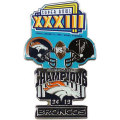 NFL第33回スーパーボウル記念ピン(1999) Super Bowl XXXIII Commemorative Pin