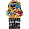 NFL第28回スーパーボウル記念ピン(1994) Super Bowl XXVIII Commemorative Pin