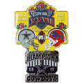 NFL第27回スーパーボウル記念ピン(1993) Super Bowl XXVII Commemorative Pin