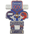 NFL第25回スーパーボウル記念ピン(1991) Super Bowl XXV Commemorative Pin