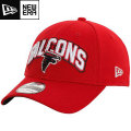 NFL 2012 ドラフトキャップ ファルコンズ New Era Atlanta Falcons 2012 Official Draft Day Cap - Red