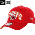 NFL 2012 ドラフトキャップ チーフス New Era Kansas City Chiefs 2012 Official Draft Day Cap - Red