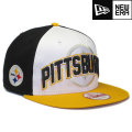 NFL 2012 9Fiftyドラフトキャップ スティーラーズ New Era Pittsburgh Steelers 9Fifty 2012 Draft Snapback Cap