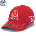 NFL Badgerレトロキャップ ペイトリオッツ(レッド) '47 Brand New England Patriots Badger Retro Slouch Flex Cap - Red
