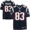 NFL Gameジャージ ウェス・ウェルカー ペイトリオッツ(ネイビー) Nike Wes Welker New England Patriots Game Jersey - Navy Blue