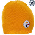 NFL ベーシック カフレス ニットキャップ スティーラーズ(ゴールド) '47 Brand Pittsburgh Steelers Cuffless Beanie - Gold