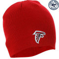 NFL ベーシック カフレス ニットキャップ ファルコンズ(レッド) '47 Brand Atlanta Falcons Cuffless Beanie - Red