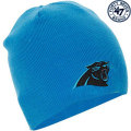 NFL ベーシック カフレス ニットキャップ パンサーズ(ブルー) '47 Brand Carolina Panthers Cuffless Beanie - Panther Blue