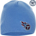 NFL ベーシック カフレス ニットキャップ タイタンズ(ライトブルー) '47 Brand Tennessee Titans Cuffless Beanie - Light Blue