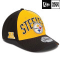 NFL 2013 ドラフトキャップ スティーラーズ New Era Pittsburgh Steelers 2013 Draft 39THIRTY Cap