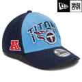 NFL 2013 ドラフトキャップ タイタンズ New Era Tennessee Titans 2013 Draft 39THIRTY Cap