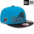 NFL 2013 9Fiftyドラフトキャップ パンサーズ New Era Carolina Panthers 2013 Draft 9FIFTY Snapback Cap