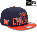 NFL 2013 9Fiftyドラフトキャップ ベアーズ New Era Chicago Bears 2013 Draft 9FIFTY Snapback Cap