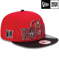 NFL 2013 9Fiftyドラフトキャップ バッカニアーズ New Era Tampa Bay Buccaneers 2013 Draft 9FIFTY Snapback Cap