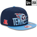 NFL 2013 9Fiftyドラフトキャップ タイタンズ New Era Tennessee Titans 2013 Draft 9FIFTY Snapback Cap