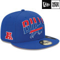 NFL 2013 59FIFTYドラフトキャップ ビルズ New Era Buffalo Bills 2013 Draft 59FIFTY Cap