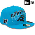 NFL 2013 59FIFTYドラフトキャップ パンサーズ New Era Carolina Panthers 2013 Draft 59FIFTY Cap