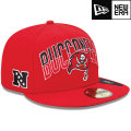 NFL 2013 59FIFTYドラフトキャップ バッカニアーズ New Era Tampa Bay Buccaneers 2013 Draft 59FIFTY Cap