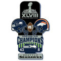 NFL第48回スーパーボウル記念ピン(2014) Super Bowl XLVIII Commemorative Pin