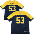 NFL Gameジャージ ニック・ペリー パッカーズ(グリーン) Nike Nick Perry Green Bay Packers Game Jersey - Navy Blue