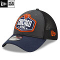 NFL 2021ドラフト39THIRTYキャップ ベアーズ New Era Chicago Bears Graphite/Navy 2021 NFL Draft 39THIRTY Cap
