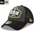 NFL 2021ドラフト39THIRTYキャップ セインツ New Era New Orleans Saints Graphite/Black 2021 NFL Draft 39THIRTY Cap