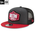 NFL 2021ドラフト9FIFTYキャップ カージナルス New Era Arizona Cardinals Graphite/Cardinal 2021 NFL Draft 9FIFTY Snapback Cap