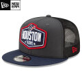 NFL 2021ドラフト9FIFTYキャップ テキサンズ New Era Houston Texans Graphite/Navy 2021 NFL Draft 9FIFTY Snapback Cap