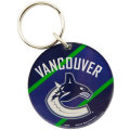 NHL チームロゴ アクリル キーチェーン カナックス Vancouver Canucks High Definition Keychain