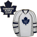 NHLジャージ&チームロゴ ピン2種セット メープルリーフス Toronto Maple Leafs 2-Piece Pin Set