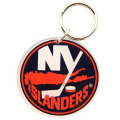 NHL チームロゴ アクリル キーチェーン アイランダーズ New York Islanders High Definition Keychain
