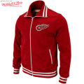 NHL ミッチェル&ネス トラックジャケット レッドウィングス Mitchell & Ness Detroit Red Wings Cross Chest Track Jacket