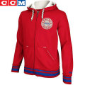 NHL CCM Black Iceフルジップフーディー キャピタルズ(レッド) CCM Washington Capitals Black Ice Full Zip Hoodie - Red