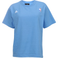 NBA ロゴマン Tシャツ adidas NBA Logoman Youth T-Shirt(NUGGETS BLUE)