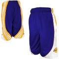 NBA コートショーツ レイカーズ(ジュニア) adidas Los Angeles Lakers Youth Court Short