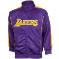 NBA HWC Tricot トラックジャケット レイカーズ(ジュニア) Majestic Lakers Youth Hardwood Classic Tricot Track Jacket - Purple
