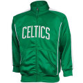 NBA HWC Tricot トラックジャケット セルティックス(ジュニア) Majestic Celtics Youth Hardwood Classic Tricot Track Jacket - Green
