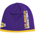 NBA オーセンティック チーム ニットキャップ レイカーズ(ジュニア) adidas Los Angeles Lakers Youth Authentic Team Beanie