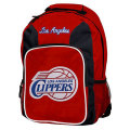 NBA チームロゴ バックパック クリッパーズ(ジュニア レッド) Los Angeles Clippers Red Youth Southpaw Backpack