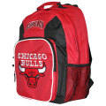 NBA チームロゴ バックパック ブルズ(ジュニア レッド) Chicago Bulls Red Youth Southpaw Backpack
