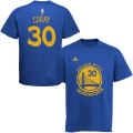 NBA ステファン・カリー Tシャツ(ジュニア ブルー)ウォリアーズ adidas Golden State Warriors Stephen Curry Game Time T-Shirt