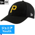 MLB パイレーツ レプリカ9FORTYキャップ(ジュニア) New Era Pittsburgh Pirates Youth Game Replica 9Forty Cap