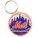 MLB チームロゴ アクリル キーチェーン メッツ New York Mets High Definition Keychain